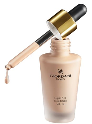 Giordani Gold Liquid Silk Foundation SPF 12
