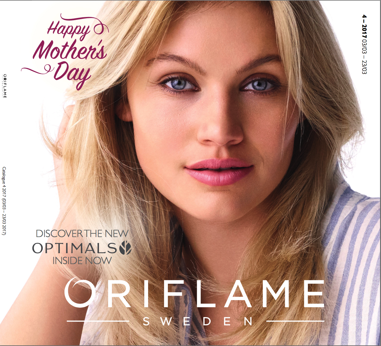 Oriflame Catalogue 4 UK 2017