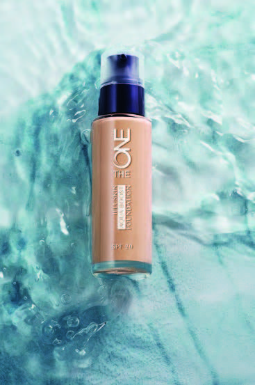 The ONE Illuskin Aquaboost Foundation SPF 20