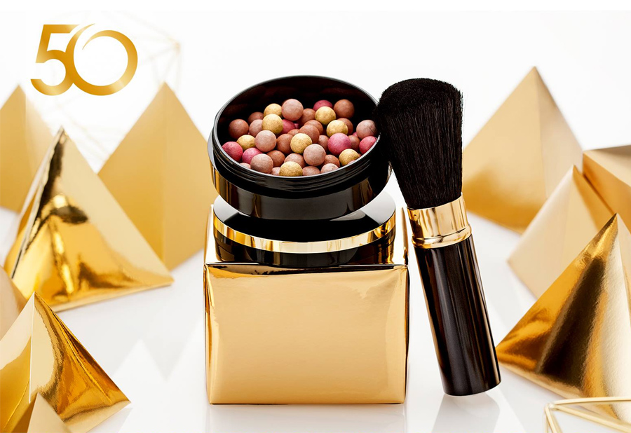 BRONZING PEARLS GIORDANI GOLD GOLDEN EDITION – GOLDEN RADIANCE | ORIFLAME COSMETICS 34144