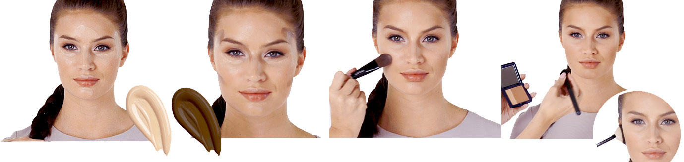 HOW TO CONTOUR: MAKEUP TUTORIAL