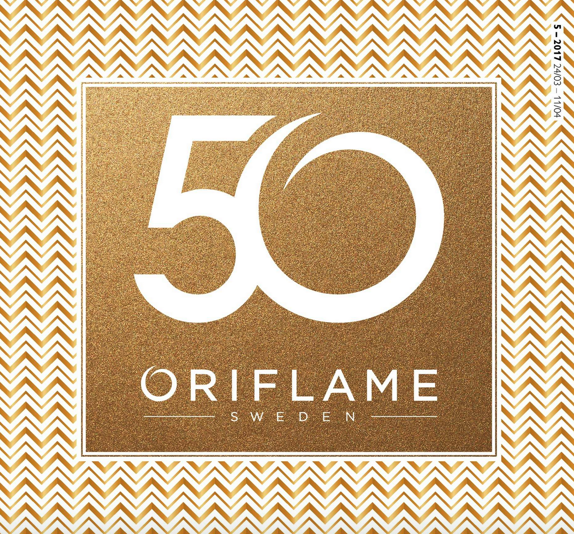 ORIFLAME CATALOGUE 05 OF 2017