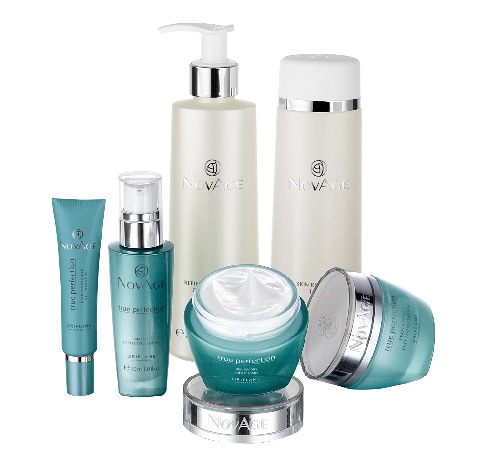 ORIFLAME TRUE PERFECTION NOVAGE SET