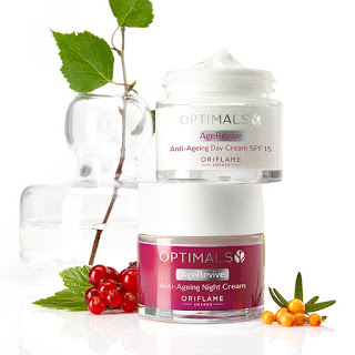 ORIFLAME OPTIMALS RANGE