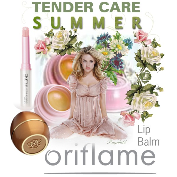 ORIFLAME ROYAL JELLY (Tender Care Protecting Balm)
