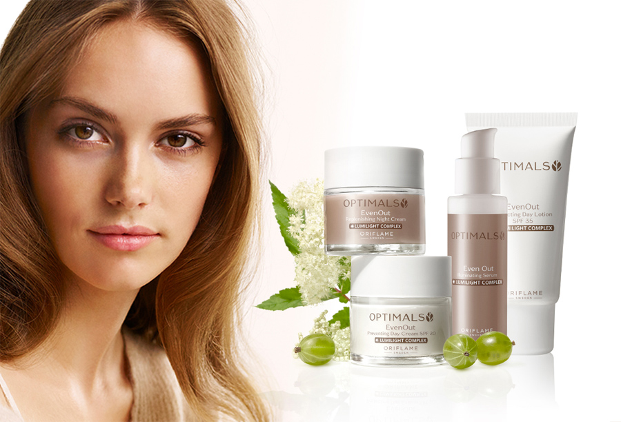 OPTIMALS EVEN OUT – Oriflame Cosmetics – Orinet