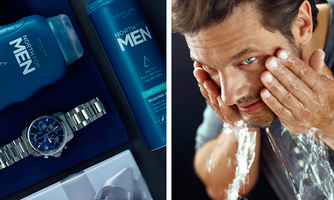 SKIN CARE ESSENTIALS FOR MEN