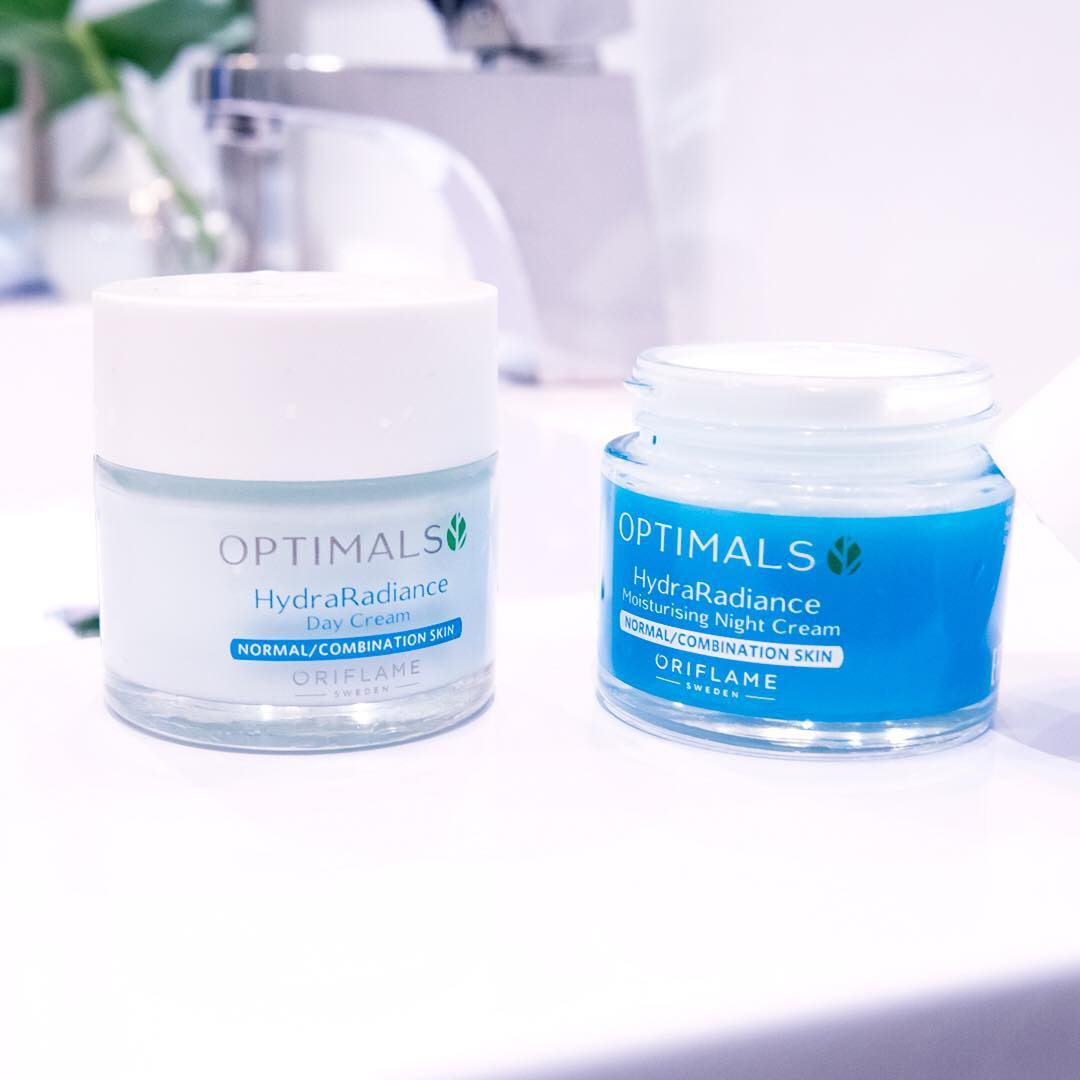 Optimals Hydra for normal / mixed skin