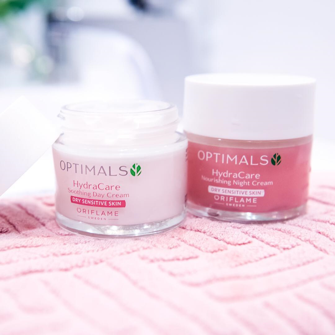 Optimals Hydra for dry / sensitive skin