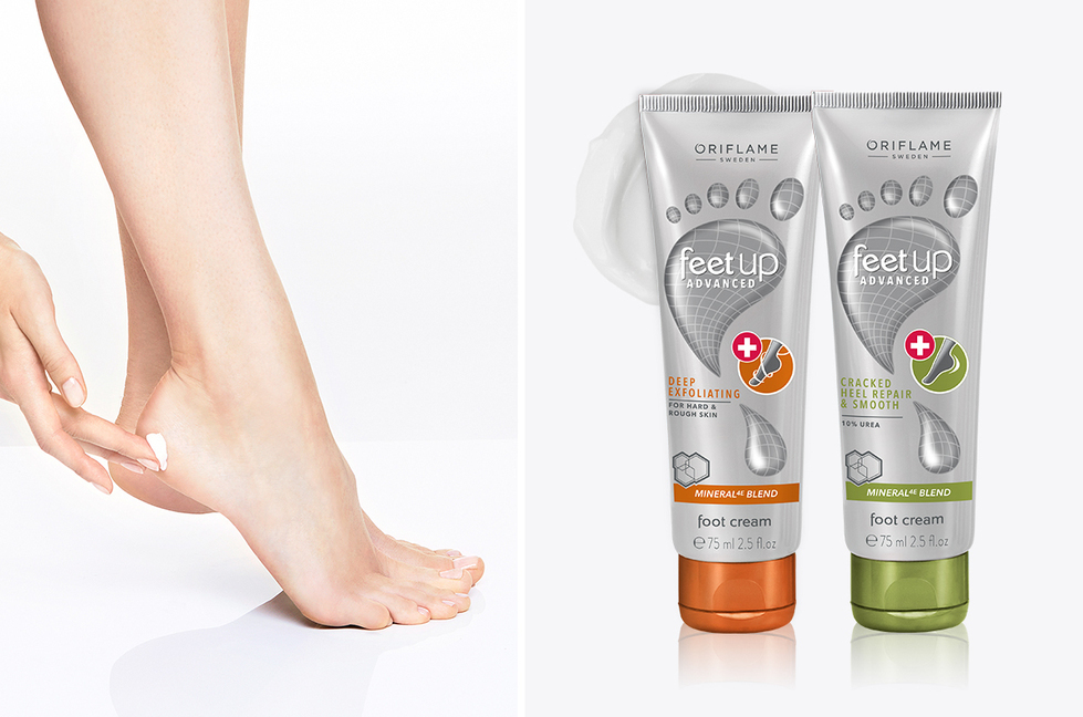 ADVANCED FEET CARE FEET UP ADVANCED