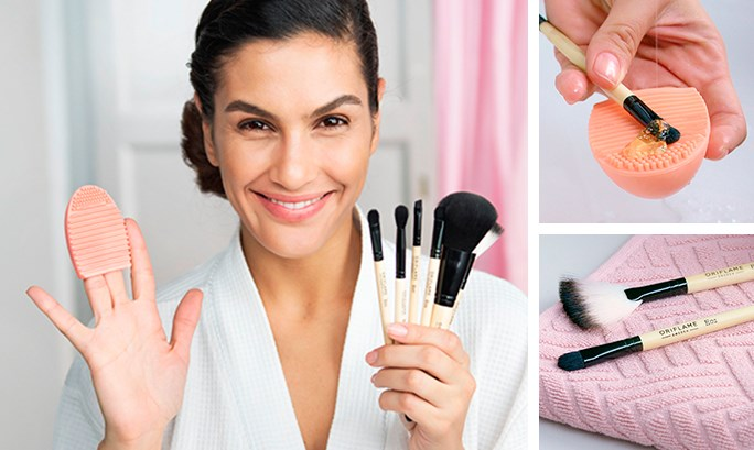 MAKEUP BRUSH SCHOOL: HOW TO USE A MAKEUP BRUSH CLEANER