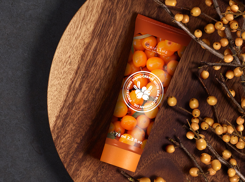 Sweden's secrets of beauty – the nutritious Sea Buckthorn Oil