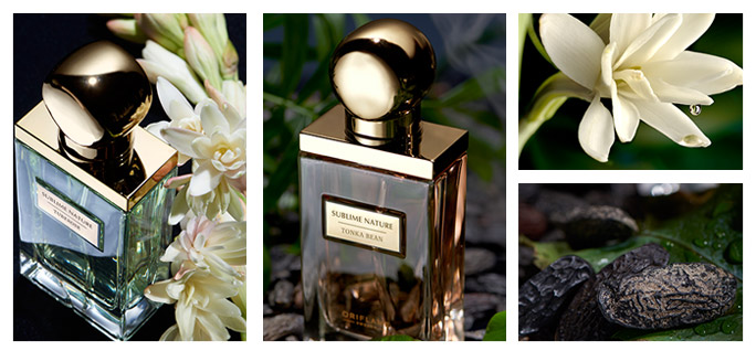 Sublime Nature Tuberose perfume
