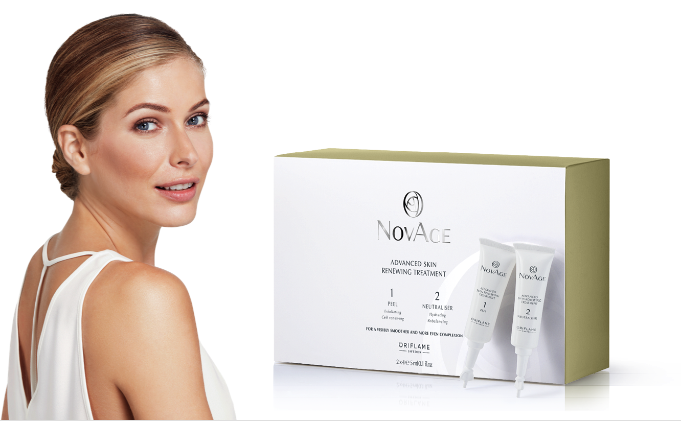 Advanced Skin Renewing Treatment   NovAge