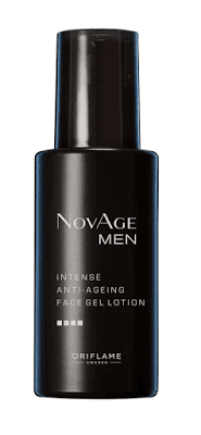 Anti Aging Gel Facial Lotion NovAge Men