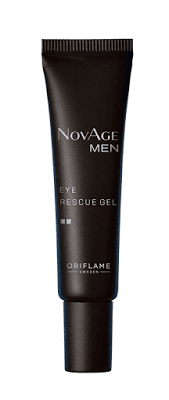 NovAge Men Rescue Eye Gel