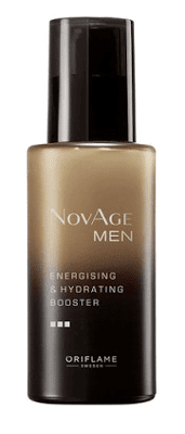 NovAge Men Revitalizing and Moisturizing Serum