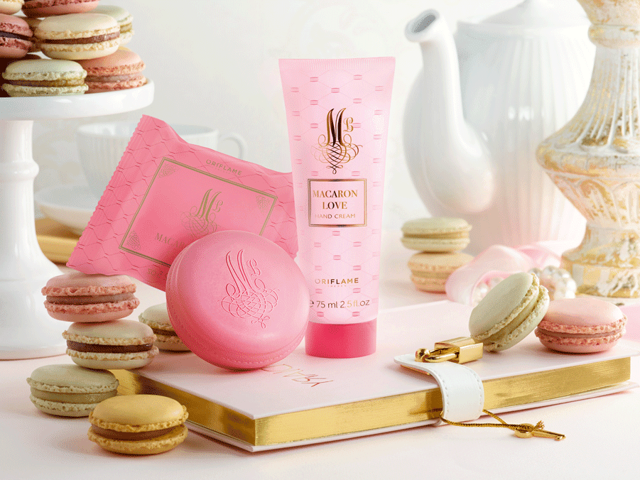 Macaron Love – Valentine's Collection