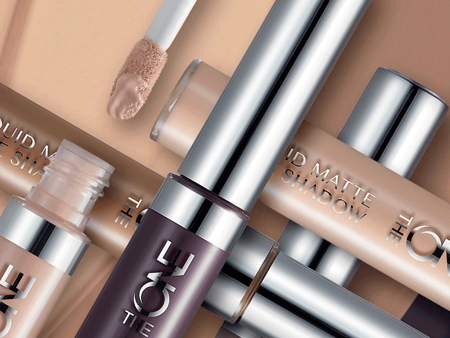 4 Steps to a Look Matte and Soft