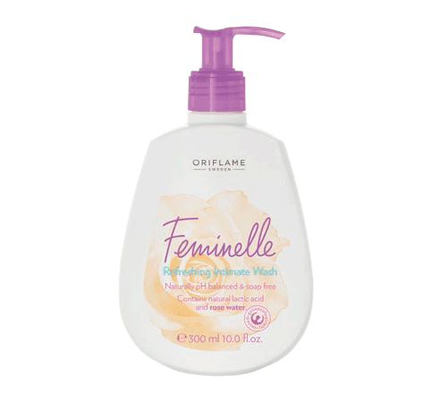 Refreshing Cleansing Lotion Intimate Feminelle