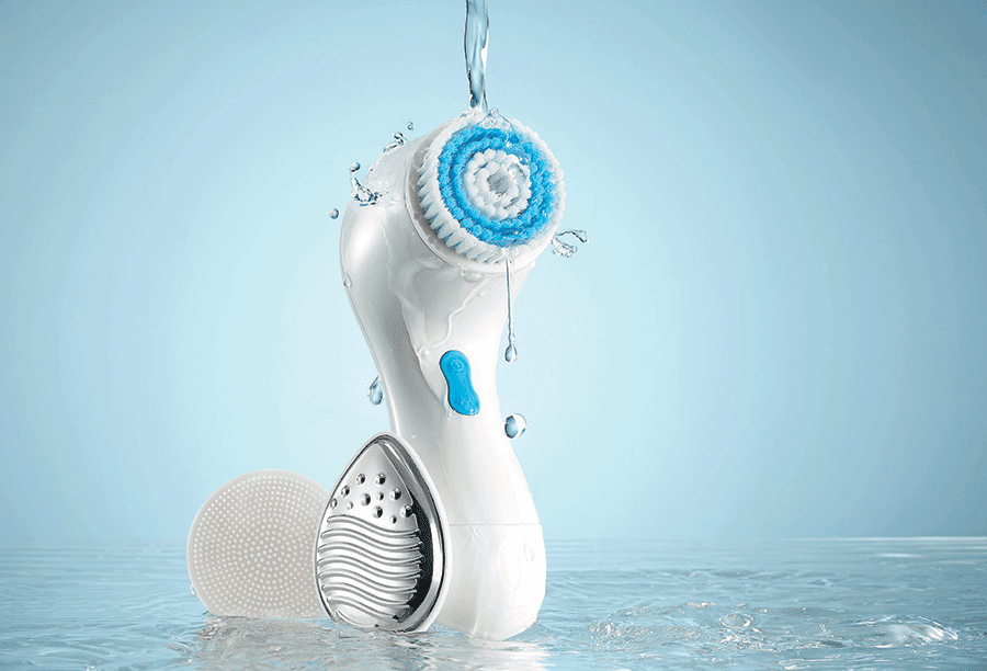SkinPro Sonic 3 in 1 Face Cleansing System