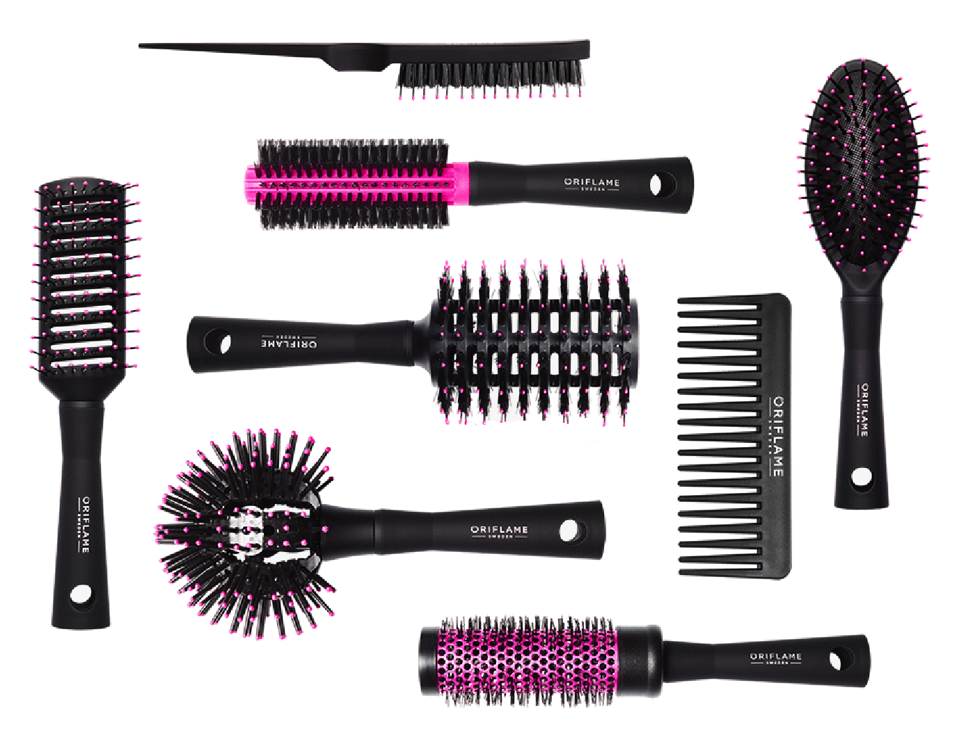 Professional Brushes & Combs