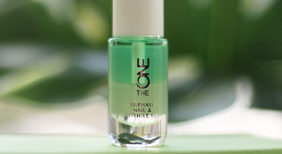 The ONE Bi-phase Nail & Cuticle Oil