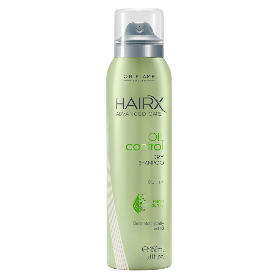 Dry Control Shampoo Oil Control Advanced Care HairX