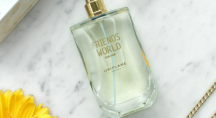Eau de Toilette Friends World for Her