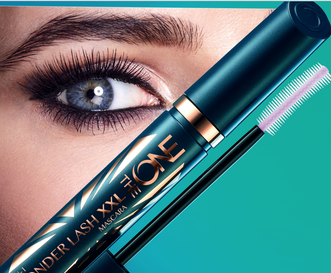 The ONE 5-in-1 Wonder Lash  XXL Mascara - Black