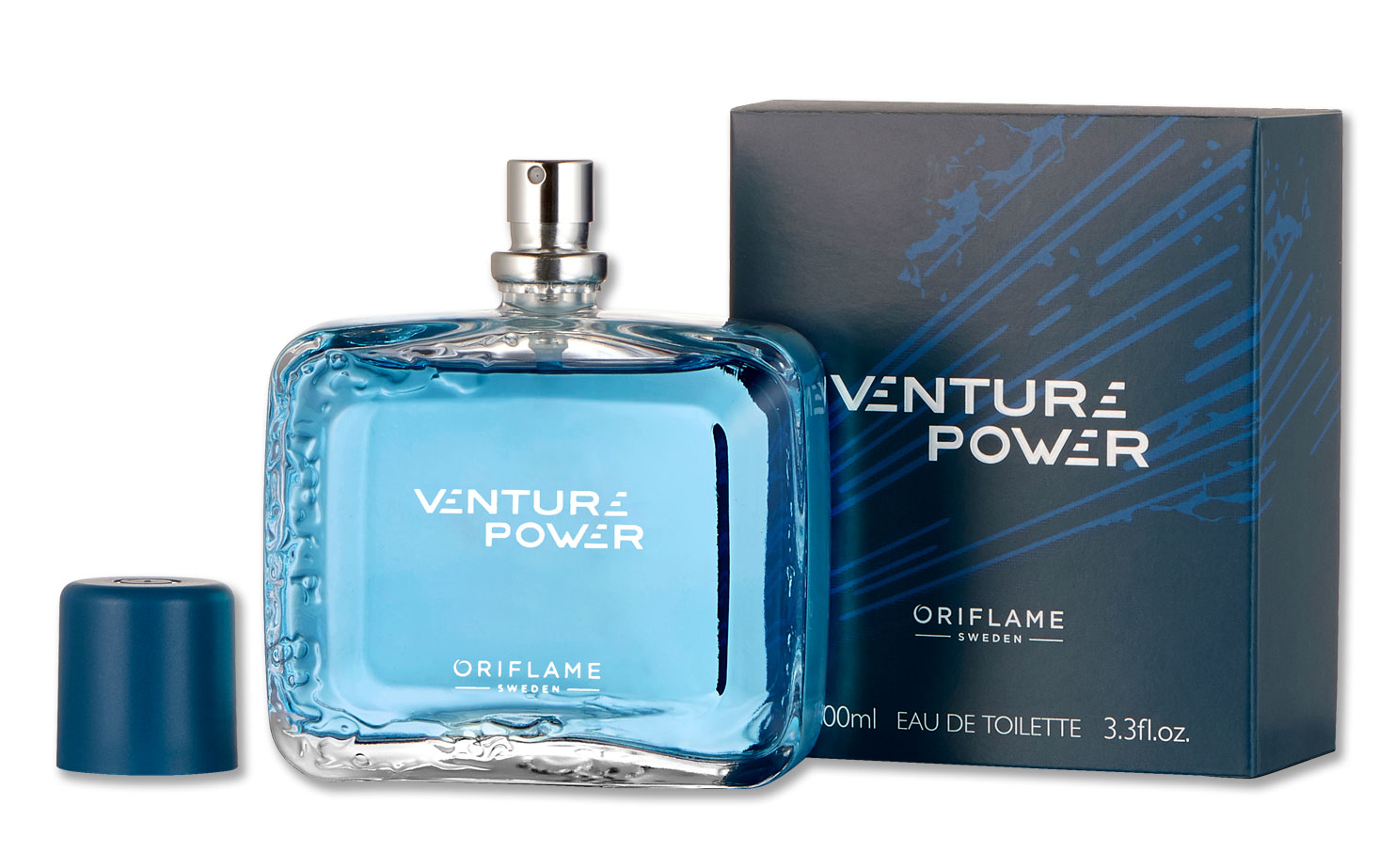 Eau de Toilette Venture Power