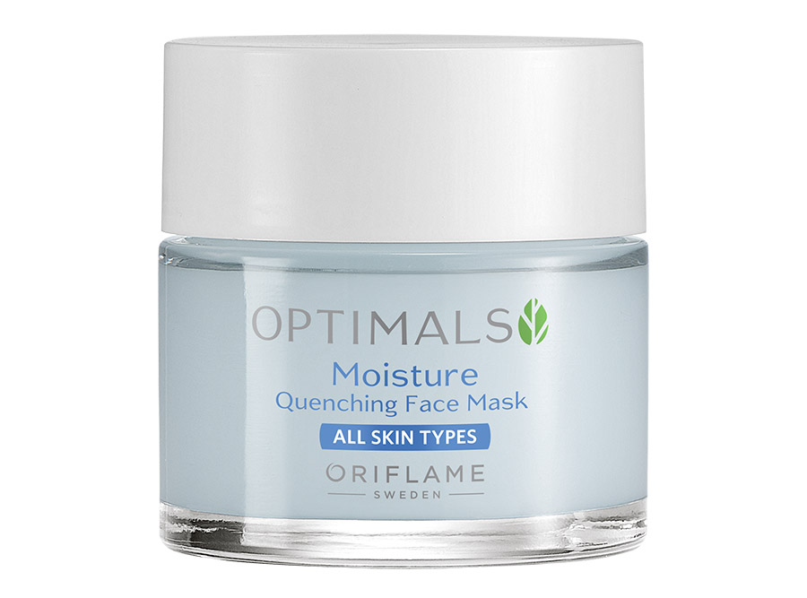 Optimals Moisturising Facial Mask-34608-oriflame
