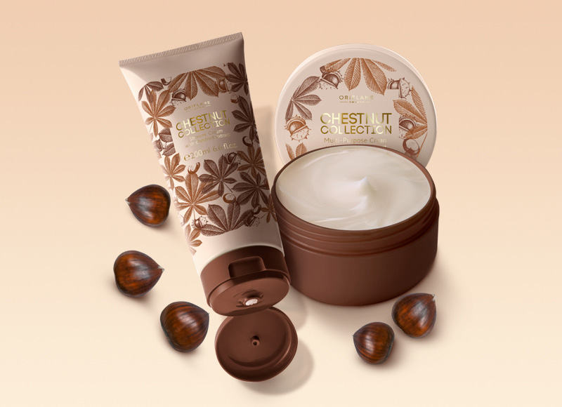 Chestnut Collection with Chestnut Extract