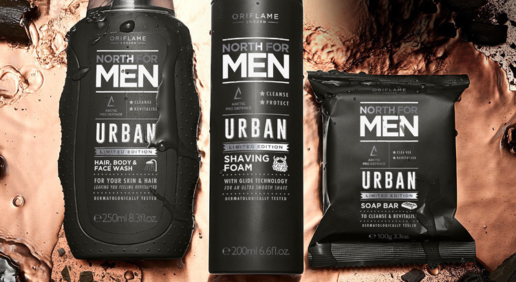 Urban North For Men