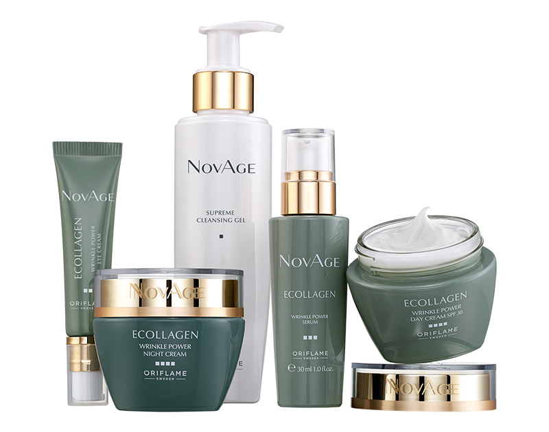 Wrinkle Power Ecollagen NovAge