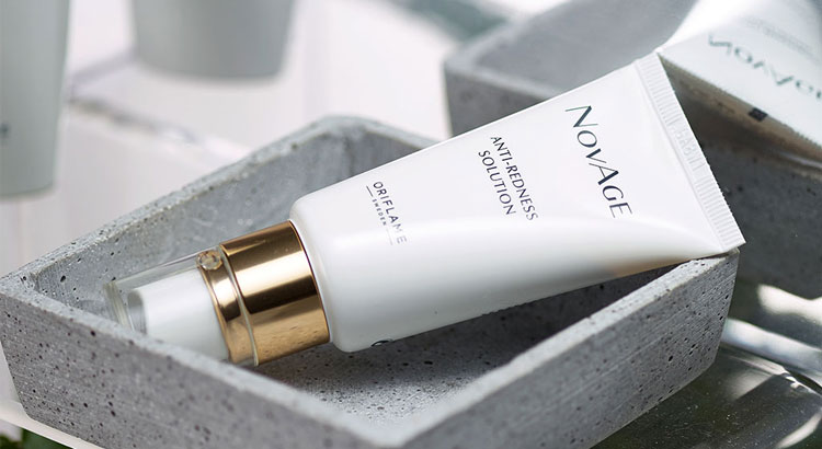 NovAge Anti-Redness Solution