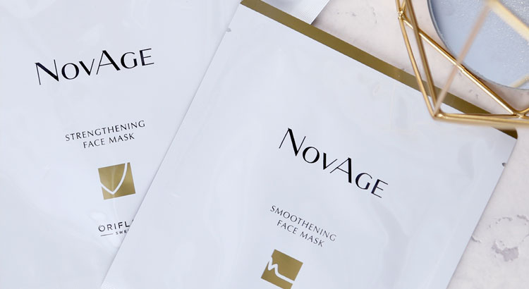 NovAge Facial Masks