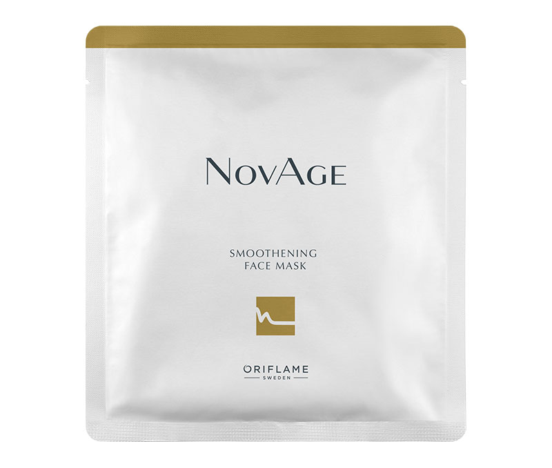 NovAge Smoothing Facial Mask