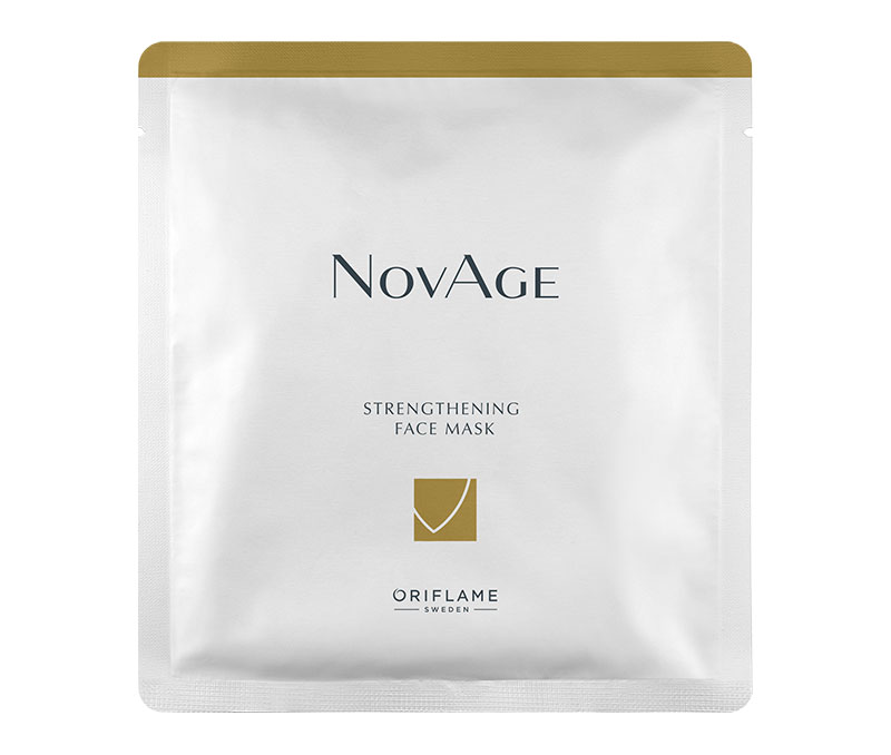 NovAge Strengthening Face Mask