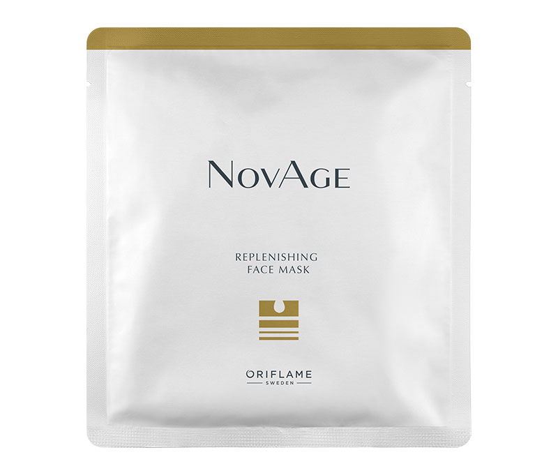 NovAge Replenishing Face Mask-NovAge-Oriflame-35078