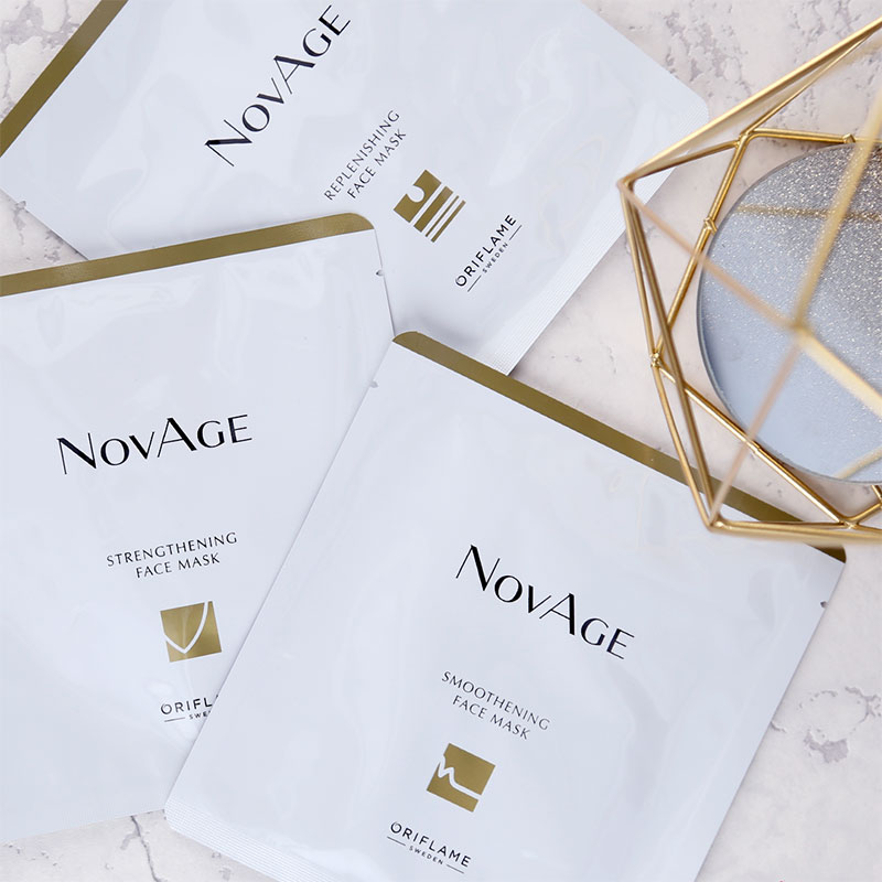NovAge Smoothening Face Mask