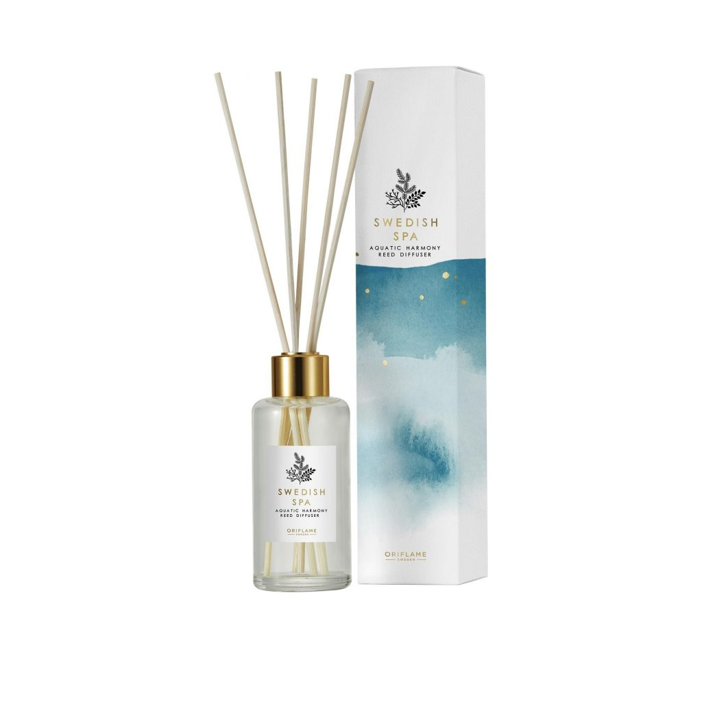 Swedish Spa Aquatic Harmony Reed Diffuser