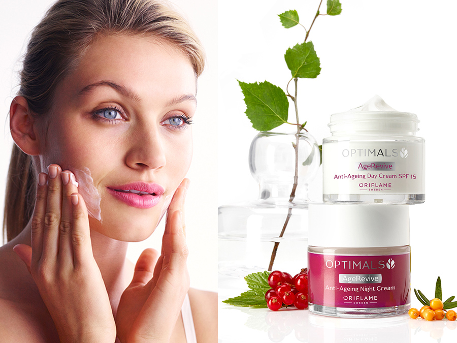 ORIFLAME OPTIMALS AGE REVIVE