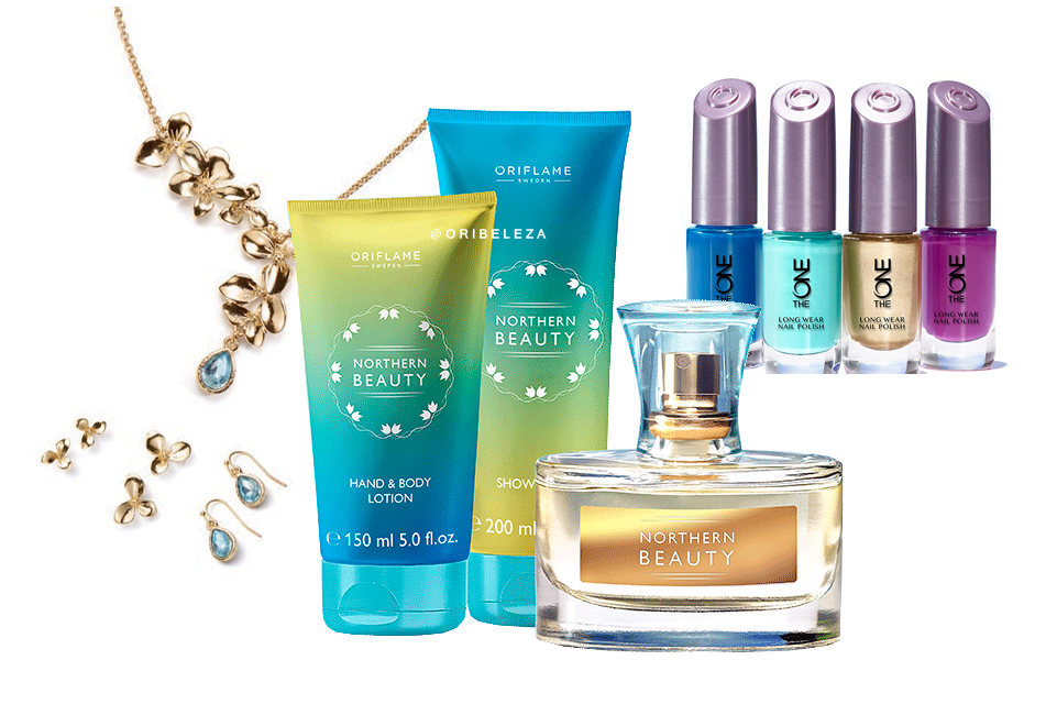 NORTHERN BEAUTY – SUMMER COLLECTION | Oriflame Cosmetics