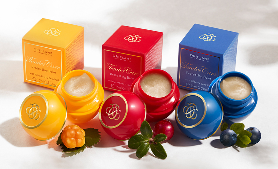 TENDER CARE or ROYAL JELLY – WILD FRUITS | Oriflame Cosmetics
