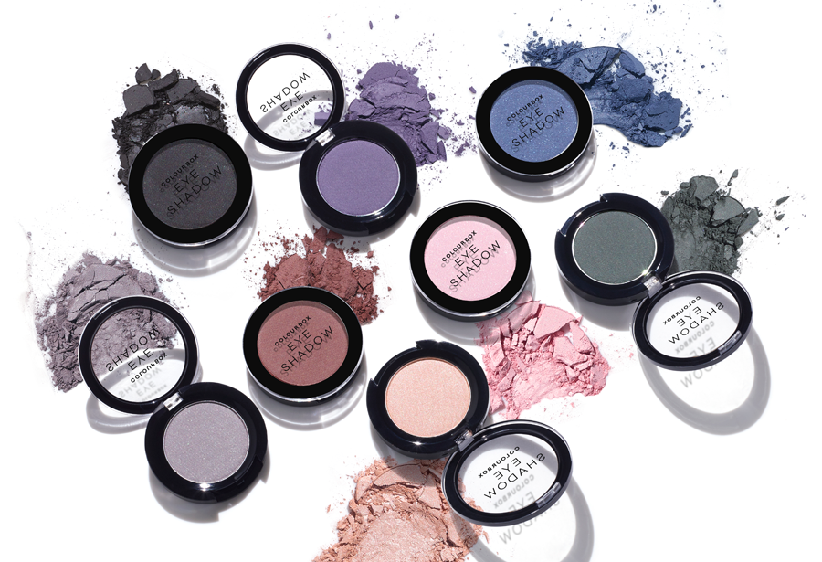 EYE SHADOW COLOURBOX | Oriflame Cosmetics