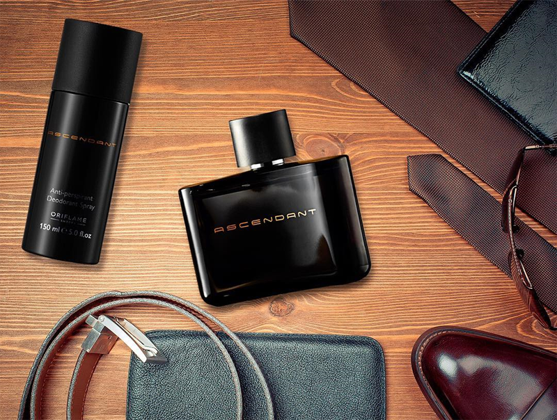 LEARN HOW TO CHOOSE THE RIGHT PERFUME FOR HIM