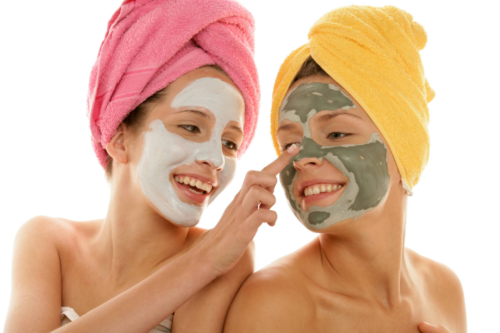 4 FACIAL MASKS YOU WILL TRY