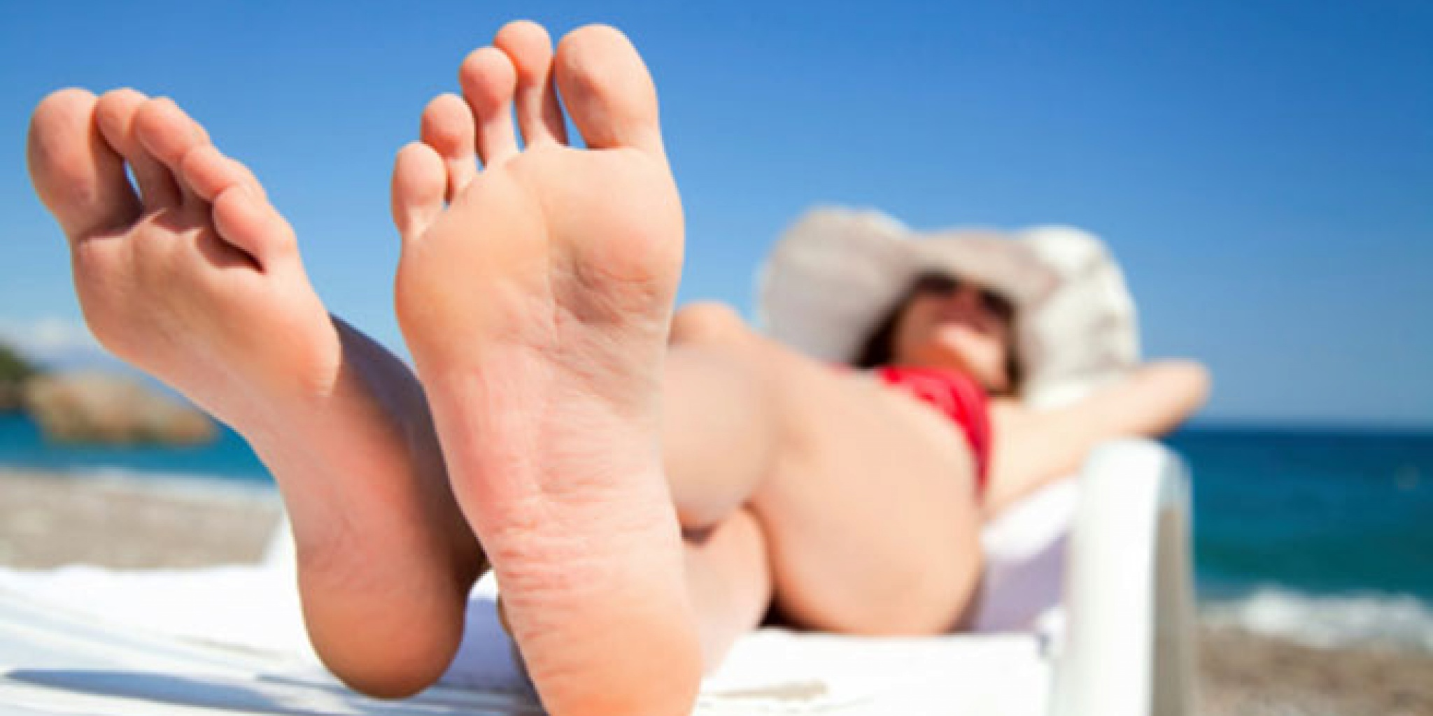 7 STEPS FOR GREAT FEET