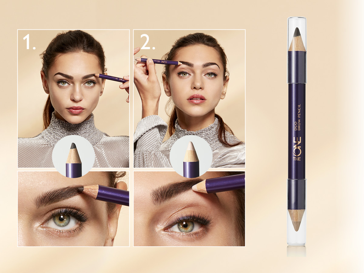 The ONE Duo Brow Pencil